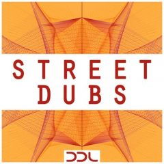 Street Dubs <br><br>&#8211; 10 Themes (57 Bass, Melodies, Guitars, Brasses, FX Loops), 53 Rhythmic Elements (Kick, Snare, Hihat, Perc), 31 MIDI Files, 350 MB, 24 Bit Wavs.