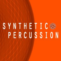 Synthetic Percussion <br><br>&#8211; 310 Loops (Synth/Percussion Blend), 390 MB, 24 Bit Wavs.