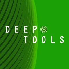 Deep Tools <br><br>&#8211; 100 Loops (Chords, Pads, Drums, Basses, Percussions, Effects), 210 One-Shots (40 Claps, 40 Hihats, 24 Kicks, 41 Percussions, 65 Sounds), 280 MB, 24 Bit Wavs.