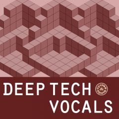 Deep Tech Vocals <br><br>&#8211; 150 Vocal Phrases (Different Characteristics &#038; FX), 140 MB, 24 Bit Wavs.