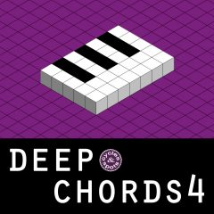 Deep Chords 4 <br><br>&#8211; 140 Wav Loops, 140 MIDI Files, 283 MB, 24 Bit Wavs.