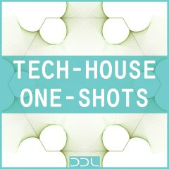 Tech House One Shots <br><br>&#8211; 400 Drum One Shot Samples (50 Kicks, 50 Claps, 50 Close Hihats, 50 Open Hihats, 50 Percussions, 50 Snares), 220 MB, 24 Bit Wavs.