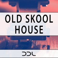 Old Skool House <br><br>&#8211; 10 Themes (Wav+MIDI), 33 Beats (Inclusive Variations), 6 Bonus Vocals, 126 BPM, 278 MB, 24 Bit Wavs.