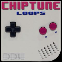 Chiptune Loops <br><br>&#8211; 50 Construction Kits(557 Loops), 50-196BPM, 1-16 Bars, 1,12 GB, 24 Bit Wavs.