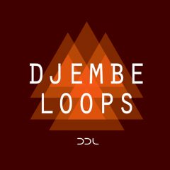 Djembe Loops <br><br>&#8211; 231 Loops (Traditional + Processed), 3 Kontakt Instruments (Full Version 5.4.1 &#038; Higher), 347 MB, 24 Bit Wavs.
