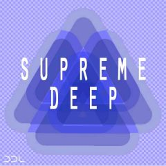 Supreme Deep <br><br>&#8211; 10 Construction Kits, 111 Wav Loops &#038; MIDI Files (Bass, Chords, Melodies,Kicks, Hihats, Claps, Percussions), 200 MB, 24 Bit Wavs.