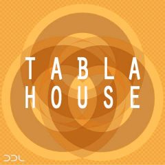 Tabla House <br><br>&#8211; 20 Native Instruments Kontakt Patches + 250 Tabla Originated Loops (203 Original Tabla Rhythms, 10 Atmo Loops, 26 Bass Loops, 50 Clap+Claves Loops, 30 Hihat Loops, 20 Perc+FX Loops, 10 Sequences), 520 MB, 24 Bit Wavs.