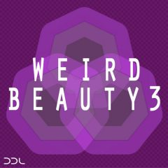Weird Beauty 3 <br><br>&#8211; 155 Wav Loops(98 Harmonics, 57 Rhythms), 555 MB, 24 Bit Wavs.