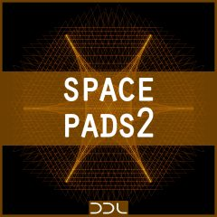 Space Pads 2 <br><br>– 1 NI Kontakt 5 Instrument (Full Version 5.7.3 & Higher) (With ADSR / 3 FX / 2 Parameters), 50 Evolving Pads (Wav, Up To 2 Minutes Long), 895 MB.