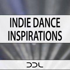 Indie Dance Inspirations <br><br>&#8211; 10 Themes (Each With Beat, Bass, Chords, Melody &#038; Perc Loops), 24 MIDI Loops, 165 MB, 24 Bit Wavs.