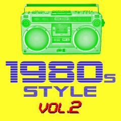 1980s Style Loops Vol.2 <br><br>&#8211; 50 Themes (Bass Loops, Beat Loops, Chord Loops, Melody Loops), 4-8 Bars, 109 BPM, 1,05 GB, 24 Bit Wavs.