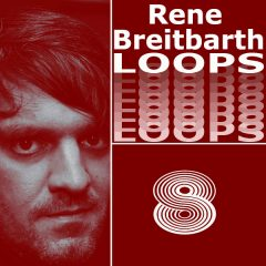 Rene Breitbarth Loops Vol.8 <br><br>&#8211; 380 Loops (139 Beat Loops, 99 Music Loops, 41 Bass Loops, 30 Synth Loops, 31 Chord Loops, 40 Percussion Loops), 1-8 Bars, 120 BPM, 840 MB, 24 Bit Wavs.