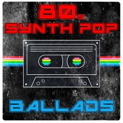 80s Synth Pop: Ballads <br><br>&#8211; 50 Construction Kits (379 Loops: Kick, Snare, Bassline, Chords + 175 MIDI Files), 89-113BPM, 4-8 Bars, 932 MB, 24 Bit Wavs.