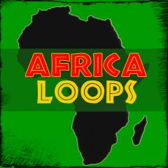 Africa Loops <br><br>– 300 Loops (20 Bass Guitar, 12 Bass Perc, 37 Drum, 16 Groove,70 Melody/Perc, 64 Percussion, 38 Plucking, 33 Vocal), 2-8 Bars, 421 MB, 117 BPM, 24 Bit Wavs.