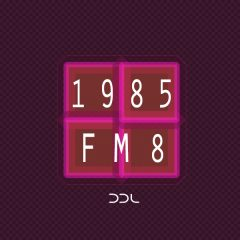 1985 FM8 <br><br>&#8211; 100 Presets For Native Instruments FM8 (V1.4&#038;Higher, 38 Arp Sequences, 16 Basses, 8  Bells, 9  Brasses, 4  FX, 12 Leads, 2  Organs, 11 Pads), 1 MB.