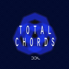 Total Chords <br><br>&#8211; 280 Chord Loops (Major+Minor, Wav+MIDI), 224 MB, 24 Bit Wavs.