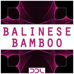 Balinese Bamboo <br><br>&#8211; 67 One Shots, 1 Ableton Live Instrument Rack (8 Macro Knobs), 235 Wav Loops (194 Original Instrument Loops (Straight, Triplet, Muted), 41 Processed Loops (Ambience, Percussive, Vocoder), 232 MB, 24 Bit Wavs.